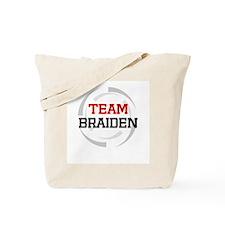 Braiden Tote Bag