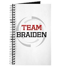 Braiden Journal
