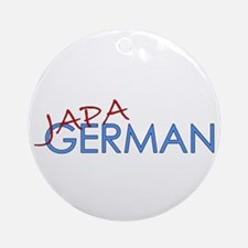 Japagerman Ornament (Round)
