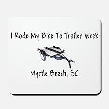 Trailer Week Mousepad