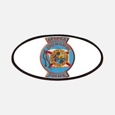 Apopka Police Patches