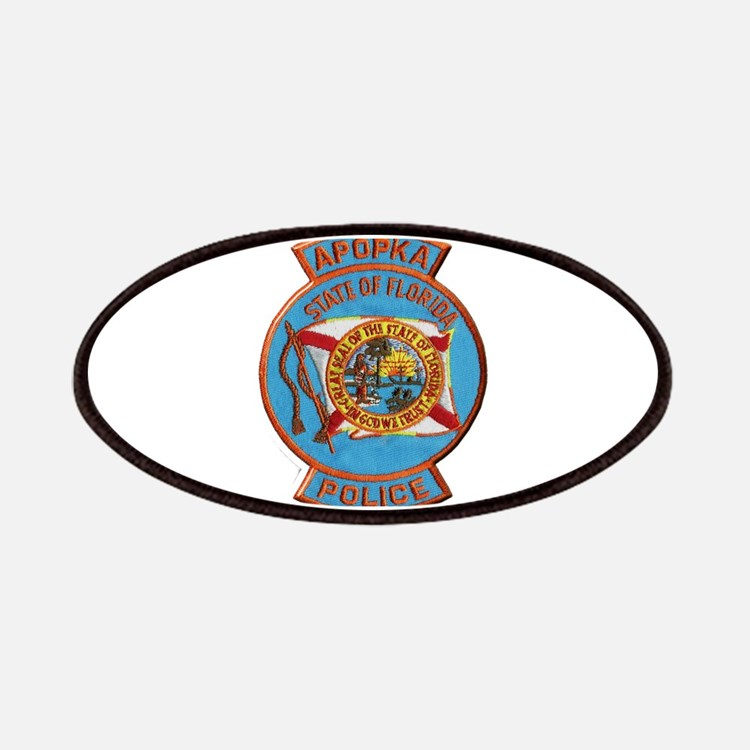 Apopka Police Patches