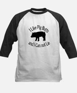 I Like Pig Butts and I Can not Lie Baseball Jersey