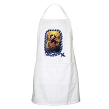 Mary Undoer of Knots Apron