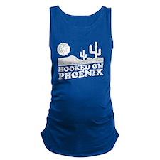 Hooked on Phoenix Maternity Tank Top