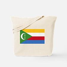 Flag of Comoros Tote Bag
