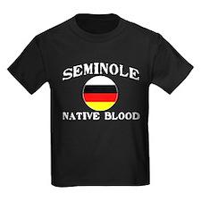 Seminole Native Blood T