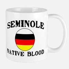 Seminole Native Blood Small Small Mug