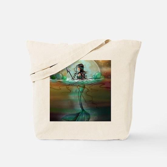 Funny Molly Tote Bag