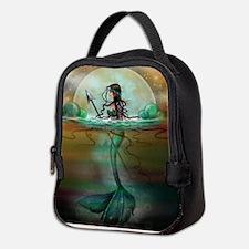 Unique Mermaids Neoprene Lunch Bag