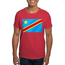 Congolese Flag T-Shirt