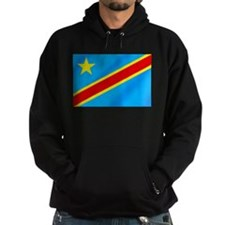 Congolese Flag Hoodie