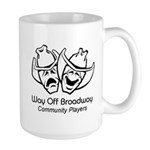 WOBCP Large Mug