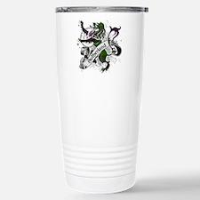 Sutherland Tartan Lion Travel Mug