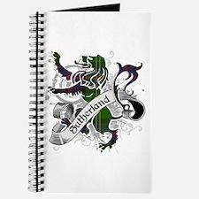 Sutherland Tartan Lion Journal