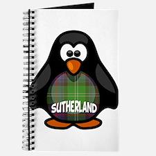 Sutherland Tartan Penguin Journal