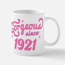 1921 Birth Year Gorgeous Mug