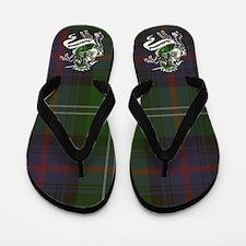 Sutherland Unicorn Flip Flops