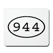 944 Oval Mousepad