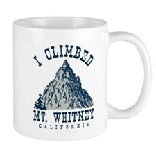 I climbed Mt. Whitney Mugs