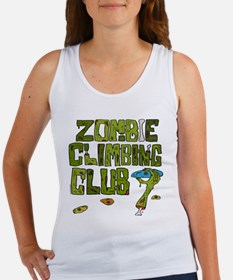 Zombie Climbing Club Women's Tank Top