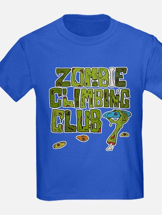 Zombie Climbing Club T