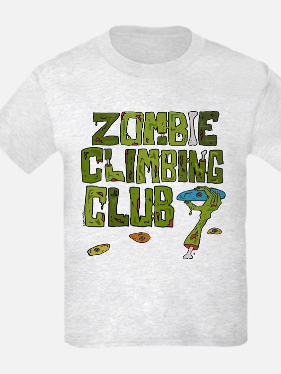 Zombie Climbing Club T-Shirt