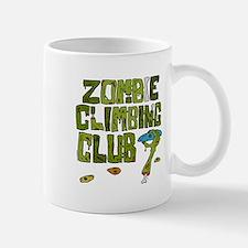 Zombie Climbing Club Mug
