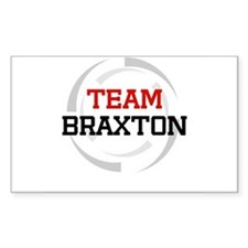 Braxton Rectangle Decal