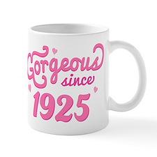 1925 Birth Year Gorgeous Mug