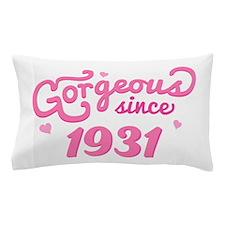 1931 Birth Year Gorgeous Pillow Case