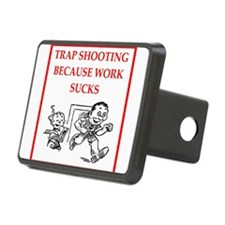 trap shooting Hitch Cover