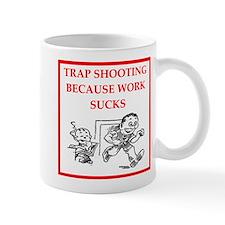 trap shooting Mugs