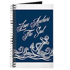 Cute Nautical Journal
