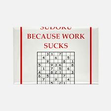 sudoku Magnets