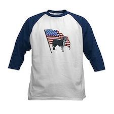 USA Border Collie Tee