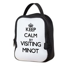 Minot Neoprene Lunch Bag