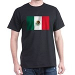 Mexico Flag Dark T-Shirt