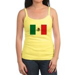 Mexico Flag Jr. Spaghetti Tank