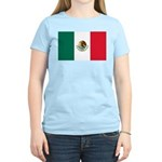 Mexico Flag Women's Light T-Shirt