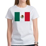 Mexico Flag Women's T-Shirt