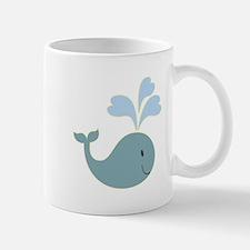 Cute Whale Mugs