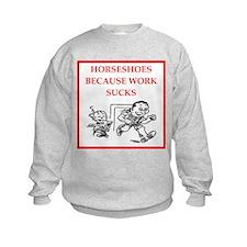 horseshoes Sweatshirt