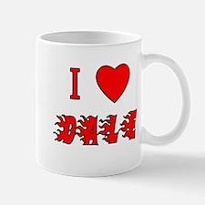 I Love Dale Mug