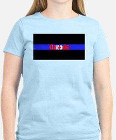 Canada Police T-Shirt