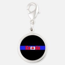 Canada Police Charms