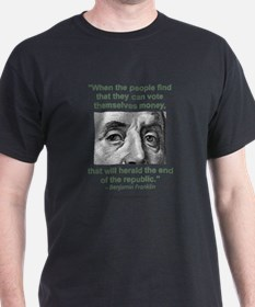 Ben Franklin Quotes T Shirts Shirts Tees Custom Ben