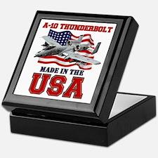 A-10 Thunderbolt Keepsake Box