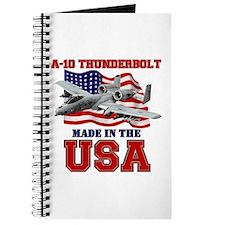 A-10 Thunderbolt Journal