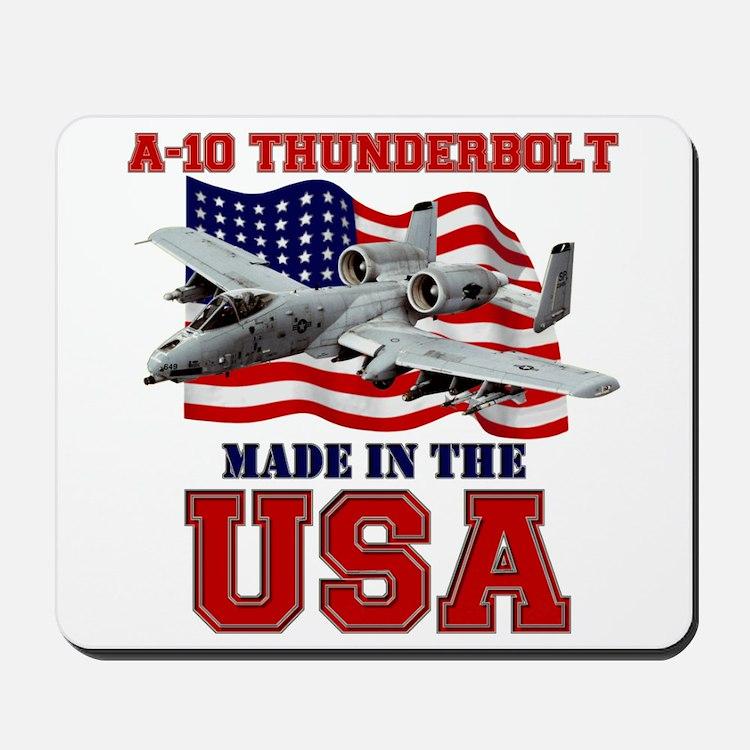 A-10 Thunderbolt Mousepad